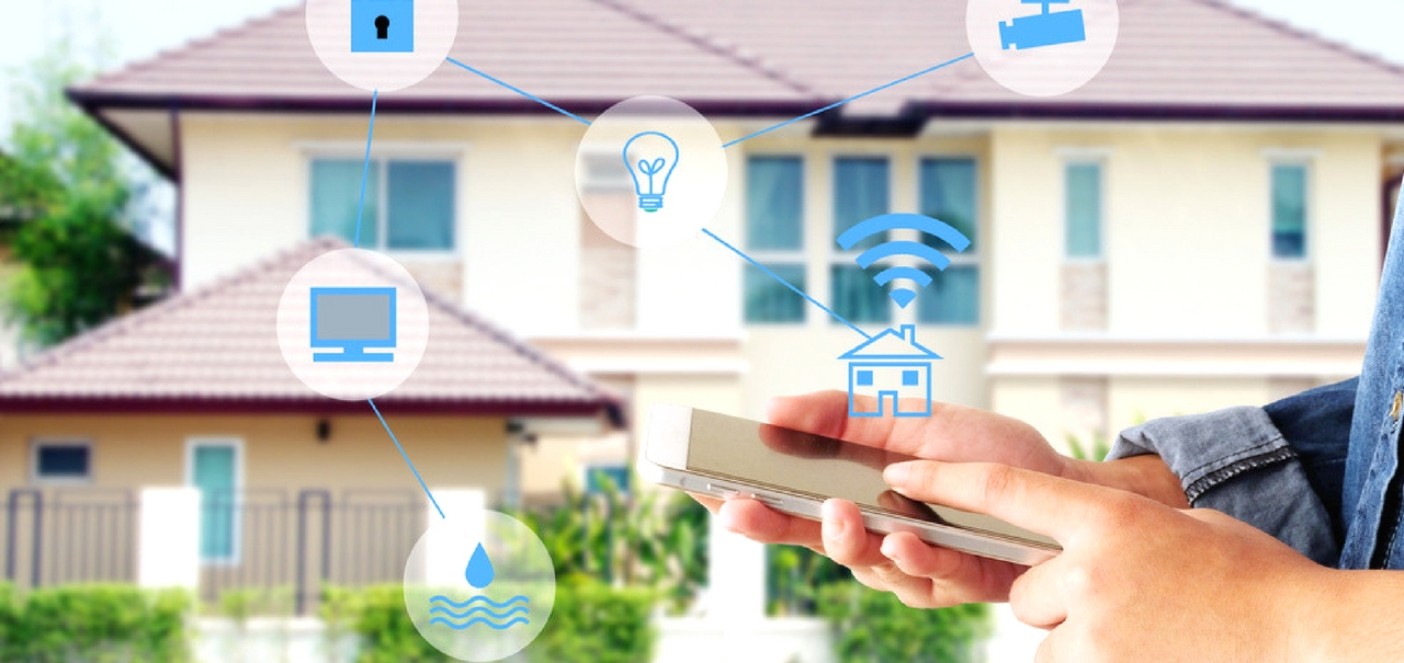 Microsoft IoT Central Smart Home