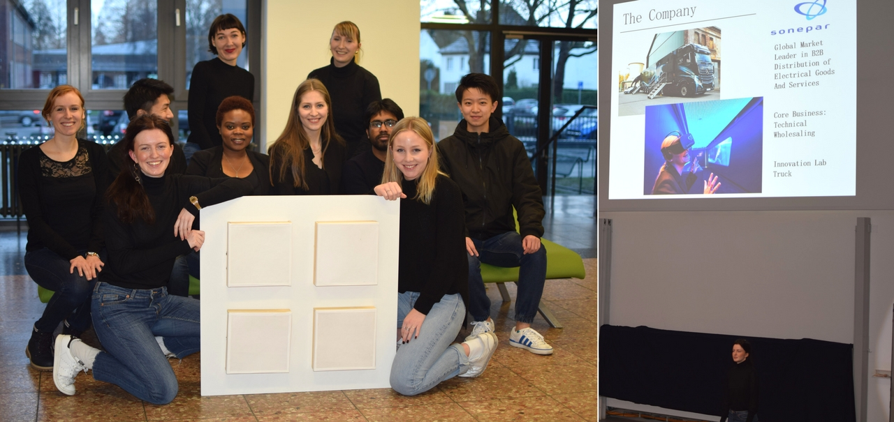 Projektgruppe 8 -Hochschule Niederrhein