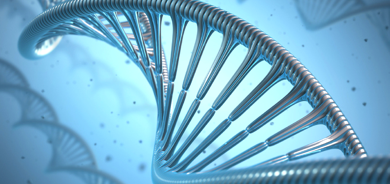 Synthetische Biologie DNA-Strang