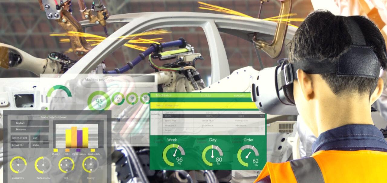 VR in der Industrie